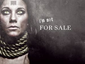 IM NOT FOR SALE