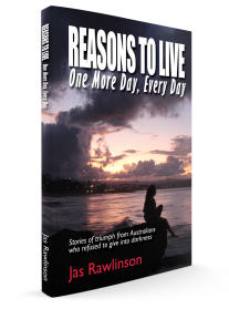 Reasons to live one more day jas rawlinson