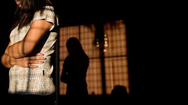 human trafficking of girls