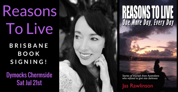 Jas Rawlinson Reasons To Live Brisbane