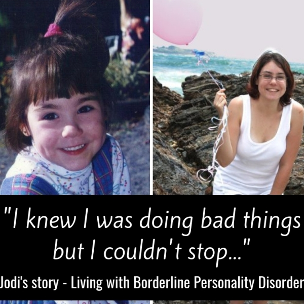Borderline personality disorder and bad behaviour